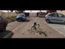 AFTER EFFECTS TEST effet atterrissage SUPERMAN HANCOCK VFX Breakdown