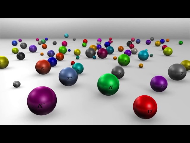 CERN: Стандартная модель физики элементарных частиц