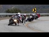 Mulholland Riders - Selfie Stick Pro, Kawasaki H2 , Superduke 1290r