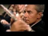 Bach Badinerie  Karajan  Berliner Philharmoniker