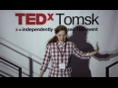 Chemist's life: student days in laboratory | Maria Lyakhovich | TEDxTomsk