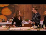 Diane Lane Recalls First Time She Made Thanksgiving Dinner | The Chew