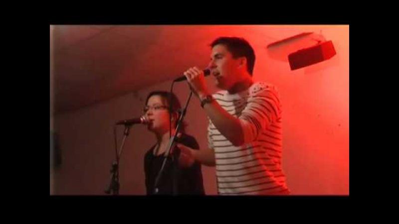Sandie et Guillaume, veillée de Plougras 2009 - Kan ha diskan