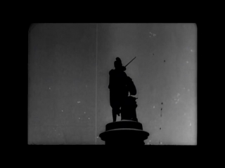 Салют в Ленинграде 27 января 1944 года