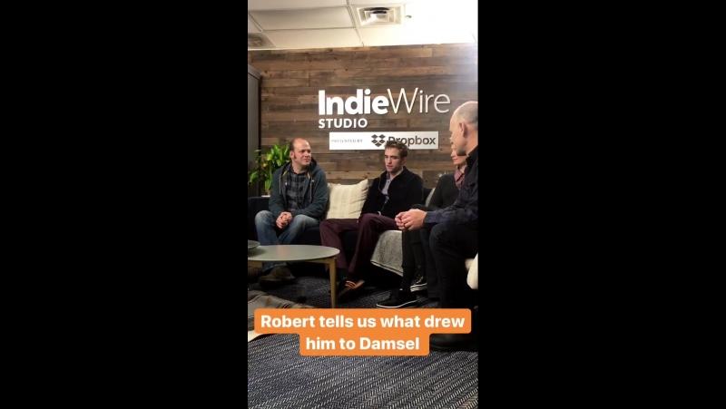 Damsel Sundance press-junket - IndieWire