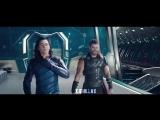 Братишки Тор и Локи