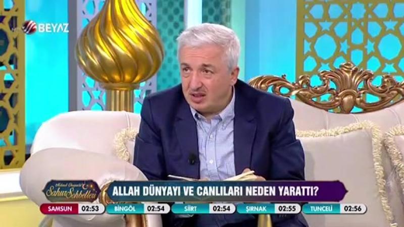 Mehmet Okuyan'la Sahur Sohbetleri 10 Haziran
