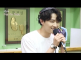 RADIO 170802 JJ Project - The Manual (Eddy Kim Cover.) @ KBS Cool FM Lee Hong Gi's Kiss The Radio.