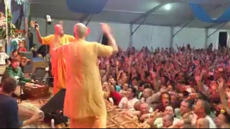 Бхакти-Сангама на Украине 2016