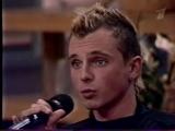 (staroetv.su) Большая стирка (Первый канал, 2004) Никита Малинин