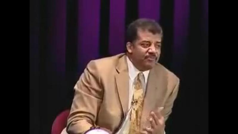 Нил Деграсс Тайсон интервью на PBS (отрывок)