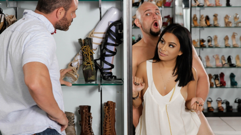 Monica Asis (If The Shoe Fits) sex porno