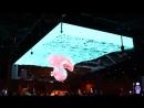 Бар с 3d–видео потолком