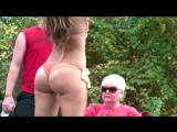 Bubble Butt @ Bikini Contest!