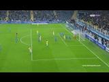 Fenerbahçe_2_1_Göztepe,18 тур  Нойштедтер 2017-18