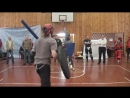 Russia Moscow Cup FSMB 2012 board and sword 3 место щит Саблин Миненков