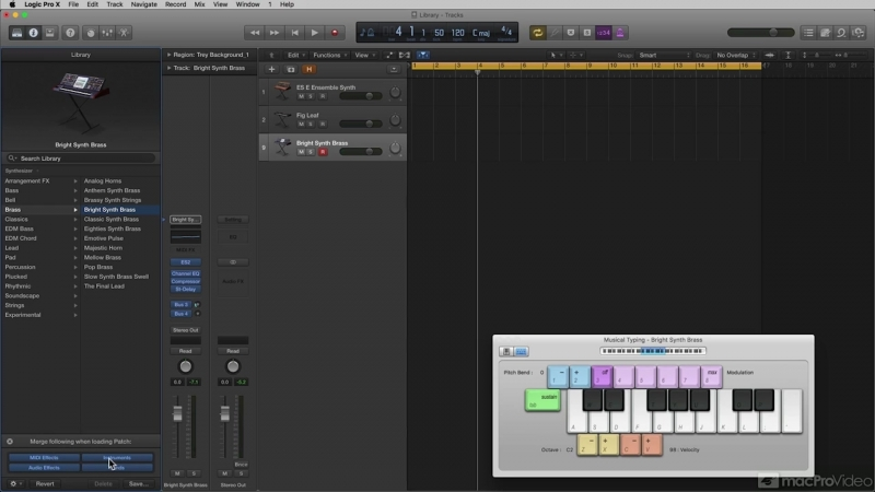 MacProVideo - Logic Pro FastTrack 106 Logics Library Explained