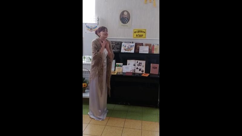 Махно Юлия - зав. КДД, участница национально - культурного объединения Астэризма