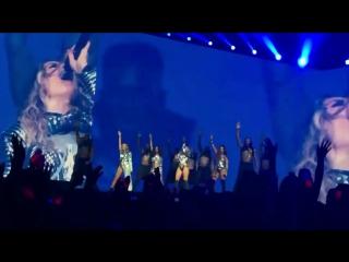 Glory Days ›› Little Mix —  «Down & Dirty», Ньюкасл, Англия   11.10.2017.