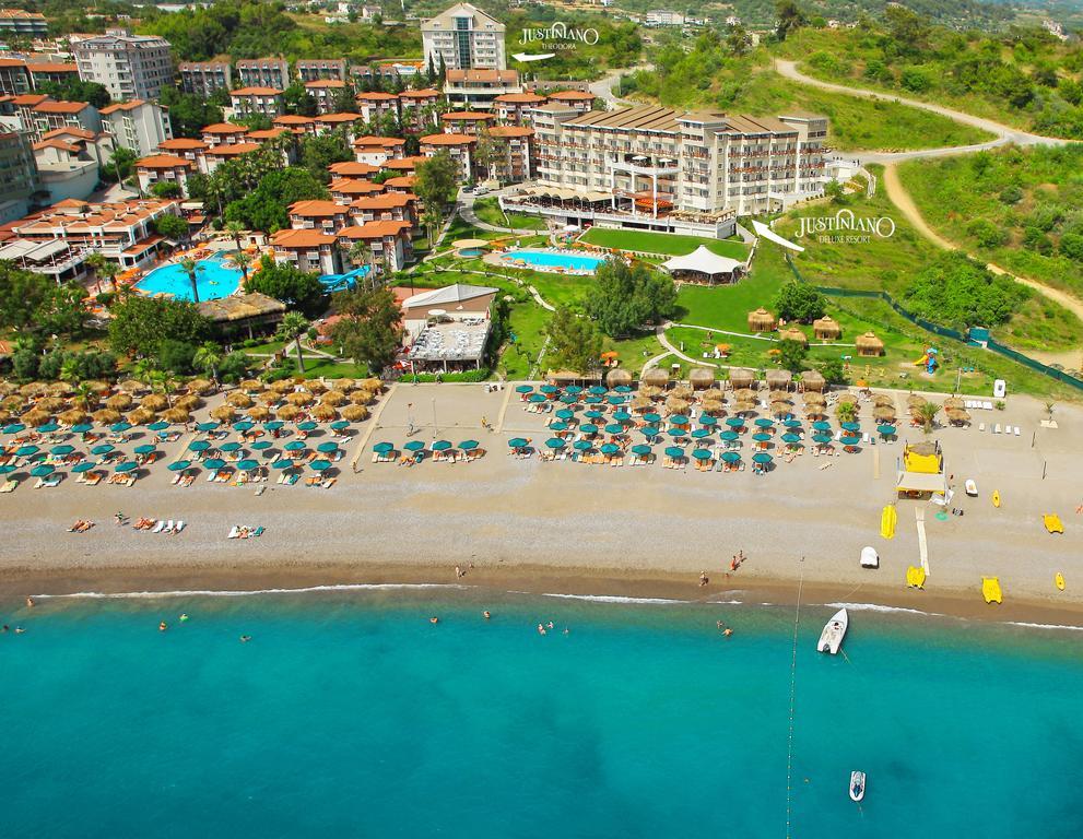 Турция, Алания на 8 дней, отель 5* на всё включено за 13166 руб. с человека!