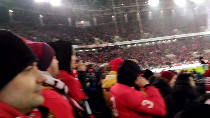 Спартак-кони 3-0