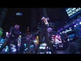 Lady Gaga - Heavy Metal Lover, Marry The Night, Born This Way (Live @ New Years Rockin Eve 2011)