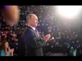 Владимир Путин принял участие во вручении Всероссийской премии «Доброволец России – 2017»