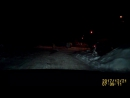 Hynday Getz в042ое152-пьяная баба за рулем 21.12.17 утром-Нижний Новгород