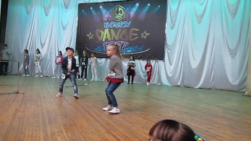 Kherson Dance Fest 10.12.2017г. Hip-Hop 1 Лига