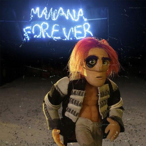 Bonaparte альбом Manana Forever