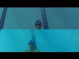 Сравнение GoPro hero 3 BE vs Xiaomi Yi в бассейне