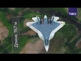 Т-50 (ПАК ФА)_ секреты новейшего истребителя пятого поколения