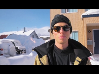 Join torstein and the dc snowboarding team as they explore hokkaido, japan