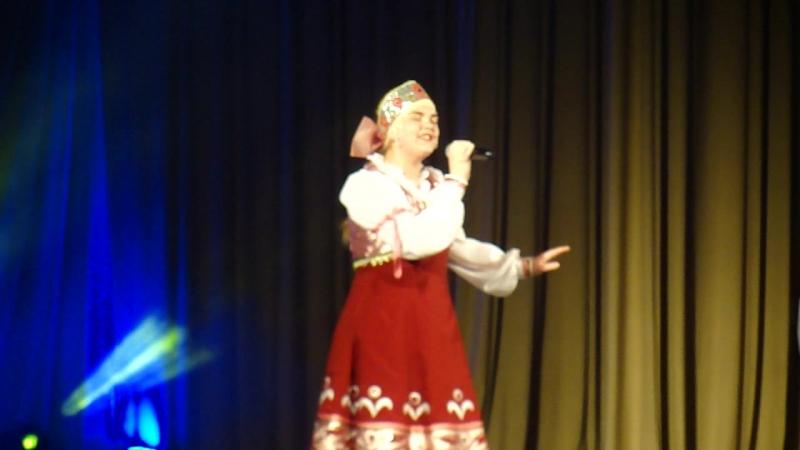 Кузя едет на коне - исп. Карина Фокина