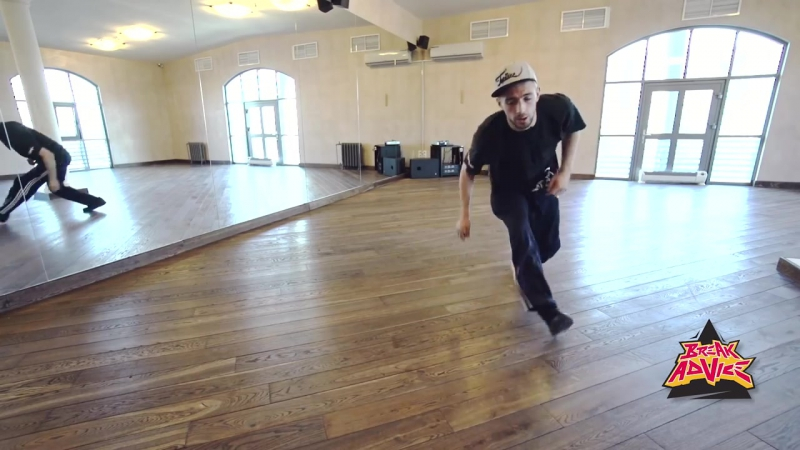 How to Breakdance_ Footwork Variations by Robin _ Break Advice