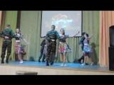Танец старших кадетов. 24.02.18