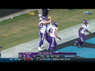 Every Touchdown from Week 14 _ 2017 NFL Highlights