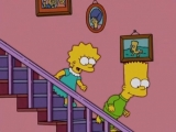 Гомер и сахарная вата