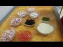 Готовим пиццу «Мясное ассорти» вместе с Мастер-пиццей