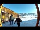 Горный Алтай . Джазатор январь 2017