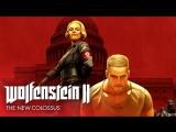 СТРИМ по Wolfenstein II: The New Colossus (18+) - Превозмогая Пот, борясь за Свободу!