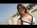 пляж Дубая 2018