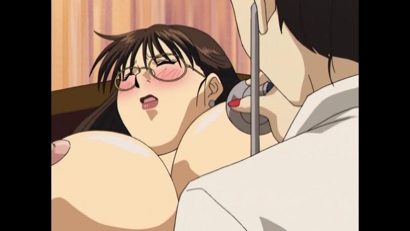 Точка Джи / G-Taste - 4 серия (этти, ecchi, эротика, аниме, хентай, anime, hentai, юри)