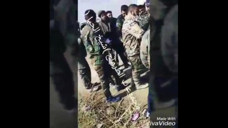 Герои Группы Ат-Тармах полка Аль-Хайдар из сердца поля.. готовые достичь новой цели