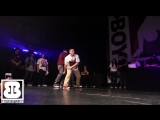 BBoy Summit 2012 Popping Battle Finals- Marie Poppins _ Pandora vs Boogie Frantick _ Devious