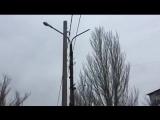 «Столбы поставили, а свет подключить забыли» - жалуется жительница улицы Мечникова в Шахтах