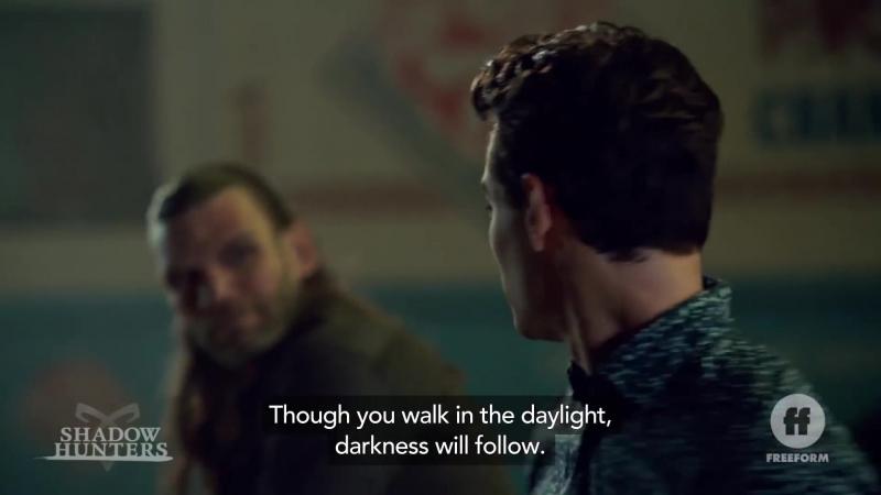 Сумеречные Охотники › трейлер третьего сезона › 18 января 2018