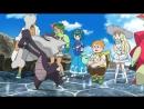 Pocket Monsters Sun Moon 34 Honō no battle Garagara arawaru RAW