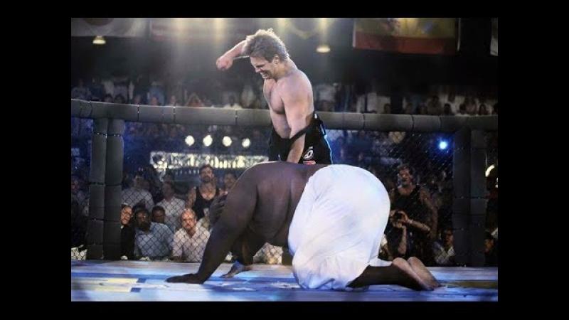 UFC 3_ Американская мечта 1994 год_ Экзотические бойцы Жесткие противостояния