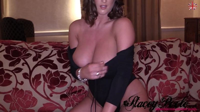 Stacey Poole Black One Peace